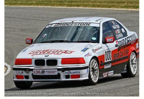 BMW Car Club Gauteng test drives ACCELERATE Special Gasoline