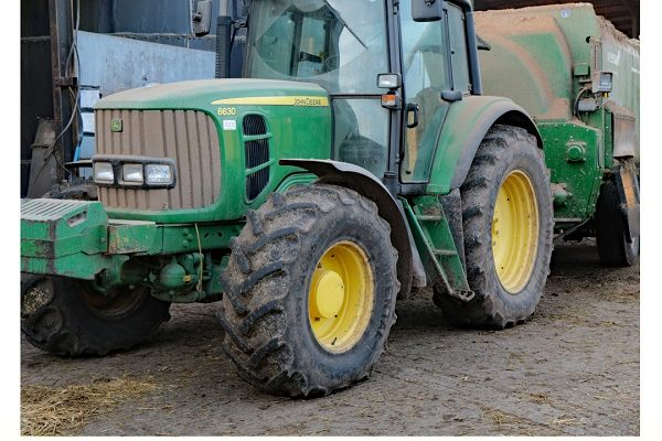 Five Farm Fuel Efficiency Tips