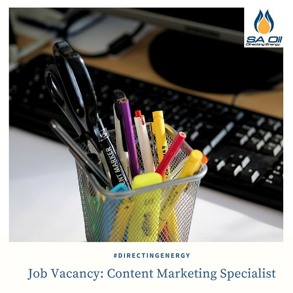 Content Marketing Specialist at SA Oil