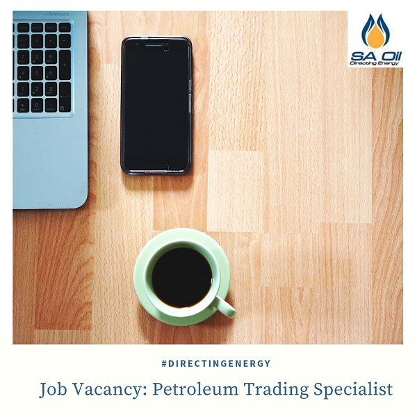 Petroleum Trading Specialist at SA Oil