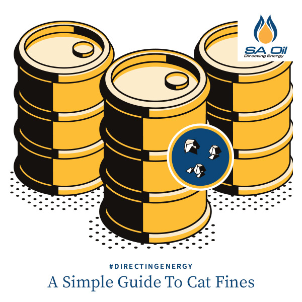 SA Oil explains cat fines in fuel oil