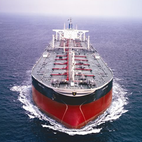 Marine diesel oil fuels the Knock Nevis, Seawise Giant