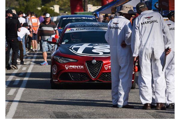SA Oil competition to win tickets to the Jaguar Simola Hillclimb with ACCELERATE Special Gasoline