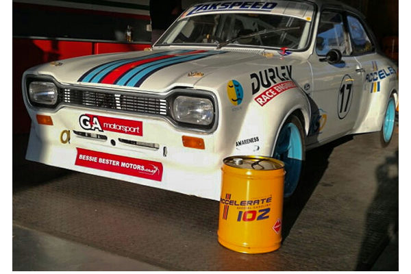 SA Oil recaps the Passion for Speed Festival where Sarel Van Der Merwe was fuelled by ACCELERATE Special Gasoline