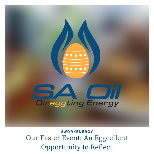 SA Oil's Easter team building event
