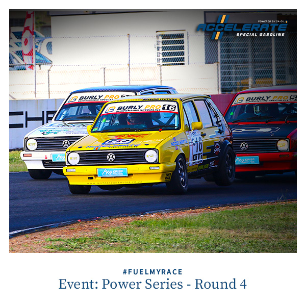 ACCELERATE Special Gasoline - powered by SA Oil discusses brand ambassador Giordano Lupini's latest race