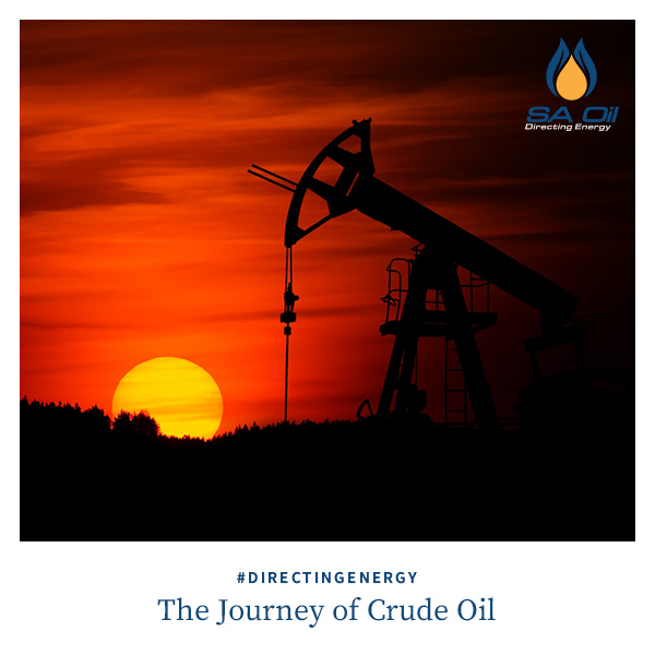 SA Oil discusses the journey of crude oil