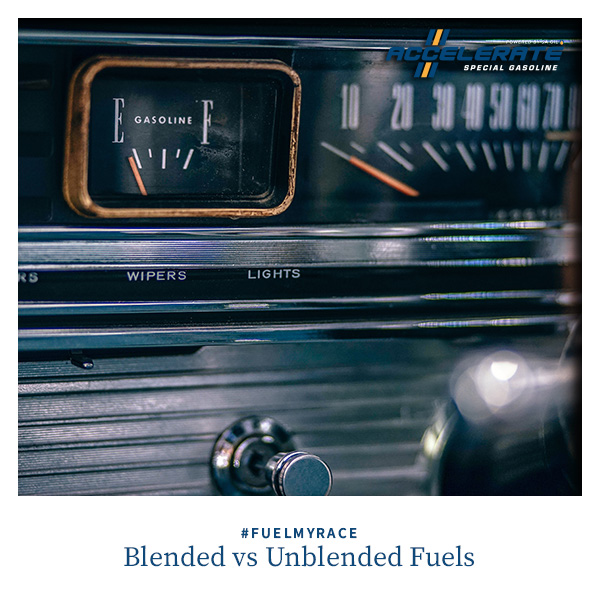 SA Oil discusses the difference between blended and unblended fuel