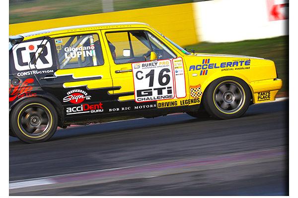 ACCELERATE Special Gasoline brand ambassador Giordano Lupini talks pre race prep