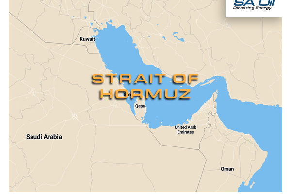 SA Oil discusses the events occurring in the Strait of Hormuz