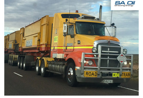 SA Oil names the world's biggest trucks that use diesel