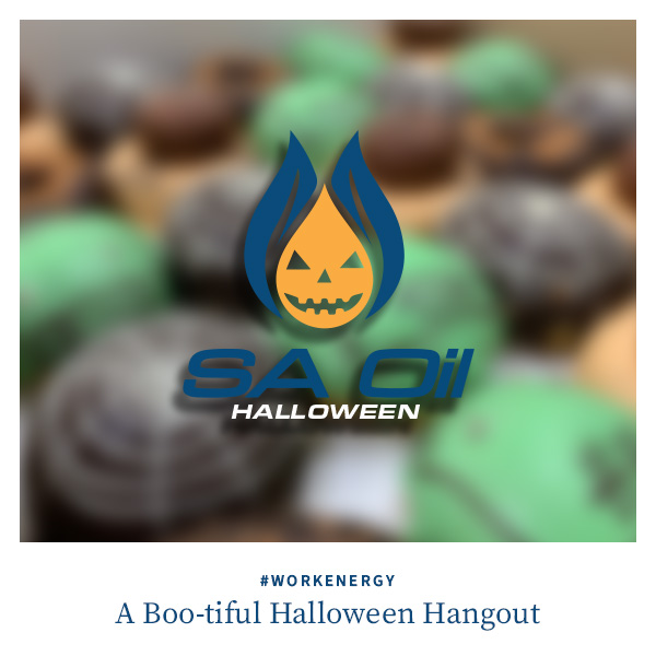 SA Oil Celebrates Halloween 2019 Staff Event