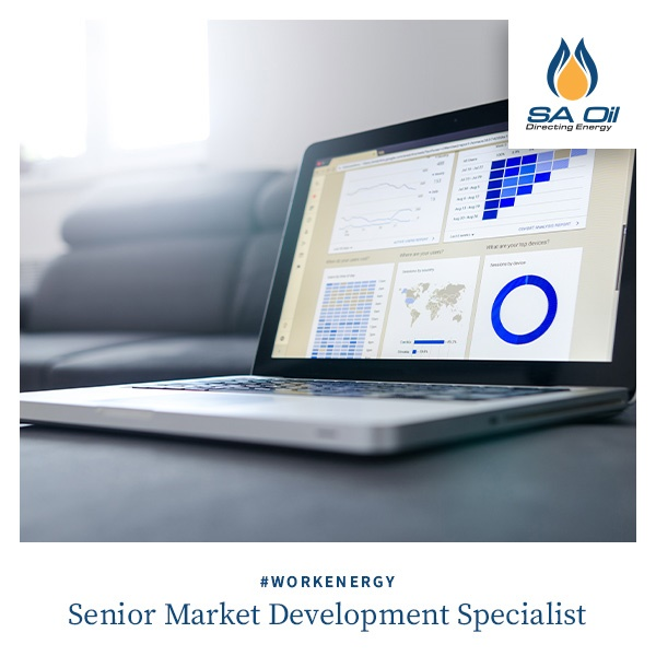 Senior Market Development Specialist at SA Oil
