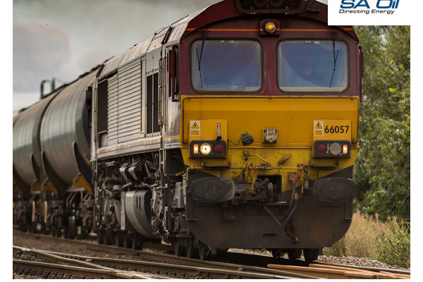 SA Oil looks at the world's biggest and longest diesel powered trains